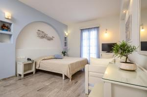 Blue Sky Summer, Hotels  Naxos Chora - big - 41