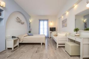 Blue Sky Summer, Hotels  Naxos Chora - big - 43