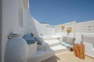 Blue Sky Summer, Hotels  Naxos Chora - big - 45