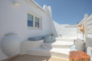 Blue Sky Summer, Hotels  Naxos Chora - big - 47