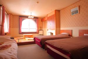 Hotel Moc, Ryokany  Myoko - big - 21