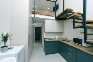 My Smart Home Today, Aparthotels  Kiew - big - 59