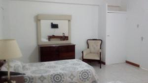 Csompó Square one apartment, Bed and Breakfasts  Bantam Spring - big - 39