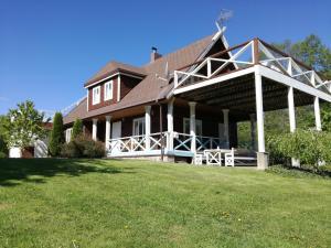 Lakeshore house