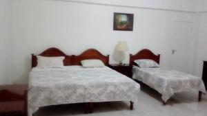 Csompó Square one apartment, Bed and Breakfasts  Bantam Spring - big - 44