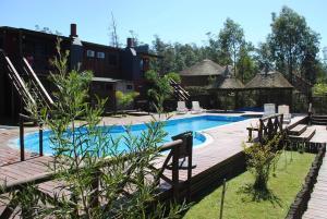 Complejo del Barranco, Lodges  La Pedrera - big - 57