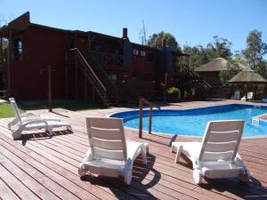 Complejo del Barranco, Lodges  La Pedrera - big - 58