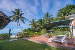 Le Tropique Villa, Ferienhäuser  Grand'Anse Praslin - big - 31