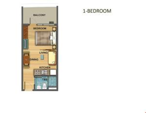 Azure Urban Resort Residences, Apartmány  Manila - big - 9