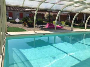 Inter-Hotel Bourg-en-Bresse Nord Le Pillebois, Hotely  Montrevel-en-Bresse - big - 1