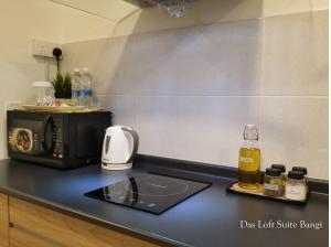 Das Loft Suite Bangi @ Evo Suites, Apartmány  Kampong Sungai Ramal Dalam - big - 37