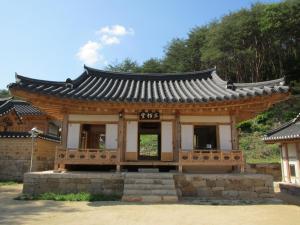 Ongye Jongtaek, Pensionen  Andong - big - 9