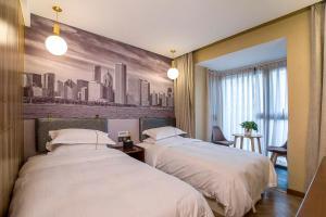 速8精选酒店 Super 8 Selected Hotel Sanlitun Branch, Hotely  Peking - big - 1