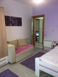 Apartment Flower, Apartmány  Radanovići - big - 14