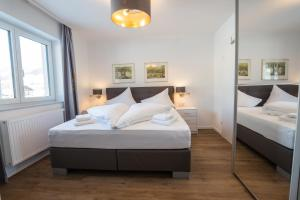 Panorama Apartments Steinbock Lodges, Appartamenti  Zell am See - big - 35