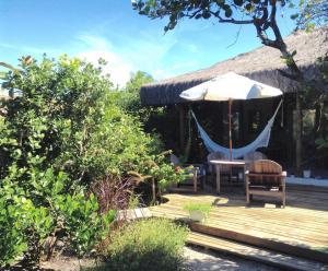 Cabana da Praia, Prázdninové domy  Caraíva - big - 11