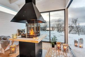Robukta Lodge, Apartmány  Tromsø - big - 8