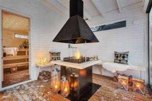 Robukta Lodge, Apartmány  Tromsø - big - 42