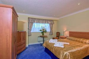 Melville Hall Hotel and Utopia SPA, Hotels  Sandown - big - 7