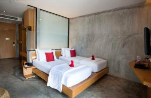 The Now Hotel, Hotely  Jomtien - big - 45