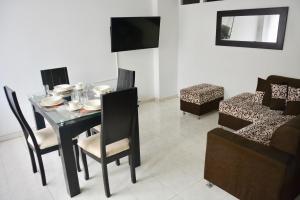 Ideal para familias, empresarios o viajeros, Apartmány  Cali - big - 10