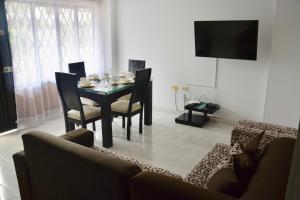 Ideal para familias, empresarios o viajeros, Apartmány  Cali - big - 9