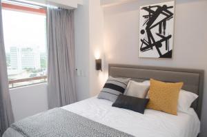 Short Term Rentals Makati Parkplace, Apartmány  Manila - big - 101
