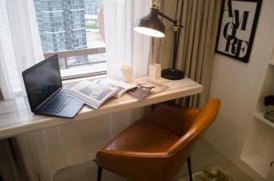 Short Term Rentals Makati Parkplace, Apartmány  Manila - big - 120