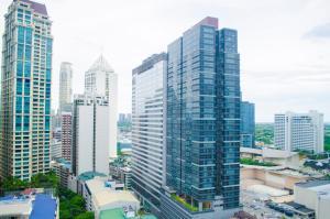 Short Term Rentals Makati Parkplace, Apartmány  Manila - big - 121