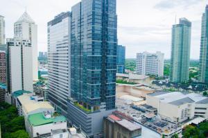 Short Term Rentals Makati Parkplace, Apartmány  Manila - big - 122