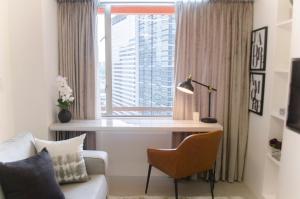 Short Term Rentals Makati Parkplace, Apartmány  Manila - big - 124