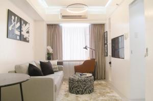Short Term Rentals Makati Parkplace, Apartmány  Manila - big - 141