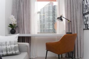 Short Term Rentals Makati Parkplace, Apartmány  Manila - big - 144