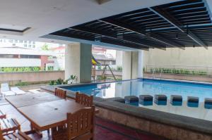 Short Term Rentals Makati Parkplace, Apartmanok  Manila - big - 75