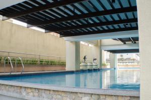 Short Term Rentals Makati Parkplace, Apartmanok  Manila - big - 82