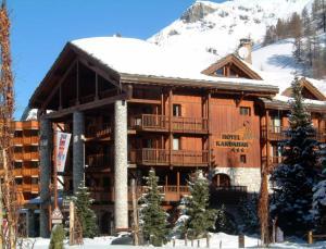 Hotel Kandahar - Val d'Isère