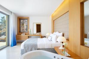 Lindos Blu Luxury Hotel-Adults only, Hotels  Lindos - big - 33