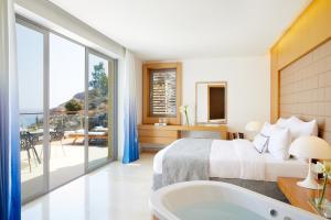 Lindos Blu Luxury Hotel-Adults only, Hotels  Lindos - big - 31