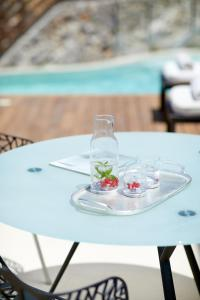 Lindos Blu Luxury Hotel-Adults only, Hotels  Lindos - big - 26