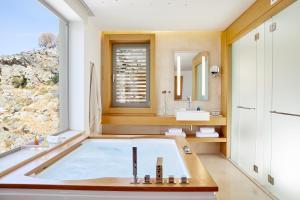 Lindos Blu Luxury Hotel-Adults only, Hotels  Lindos - big - 34
