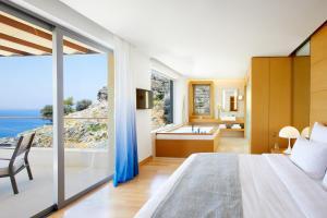Lindos Blu Luxury Hotel-Adults only, Hotels  Lindos - big - 23
