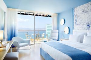Lindos Blu Luxury Hotel-Adults only, Hotels  Lindos - big - 2