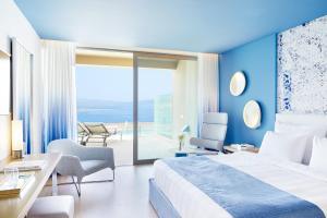 Lindos Blu Luxury Hotel-Adults only, Hotels  Lindos - big - 8