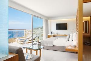 Lindos Blu Luxury Hotel-Adults only, Hotels  Lindos - big - 7