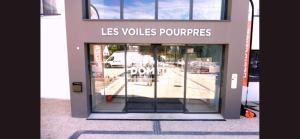 DOMITYS Les Voiles Pourpres