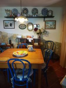 Villa Chiara a Scopello, Виллы  Скопелло - big - 8