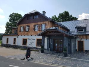 Hotel Rejvíz Moss
