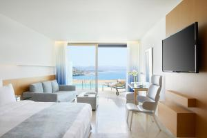 Lindos Blu Luxury Hotel-Adults only, Hotels  Lindos - big - 17