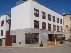 Carrodilla Restaurante and Habitaciones