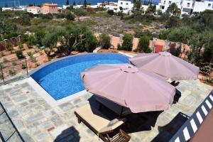Villa Gloria, Villas  Hersonissos - big - 31